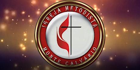 Culto de Louvor e Adoração  - 19h  - 11.07.21 ingressos