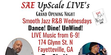 Fayetteville Smooth Jazz Wednesdays tickets