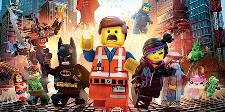 Family-Movie Night   The Lego Movie tickets
