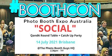 BoothCon Social tickets