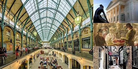 'London's Covent Garden: A History of Entertainment & Theatrics' Webinar tickets