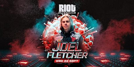 Riot Underage  • Wednesday September 22nd 2021 tickets