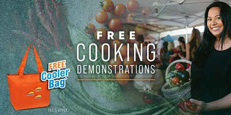 Inala Plaza Cooking Demonstration tickets