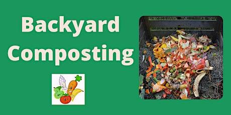 Backyard Composting tickets