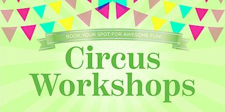 Circus Workshop tickets