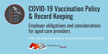 COVID-19 Vaccination Policy & Record Keeping tickets