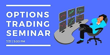 Options Trading Seminar tickets
