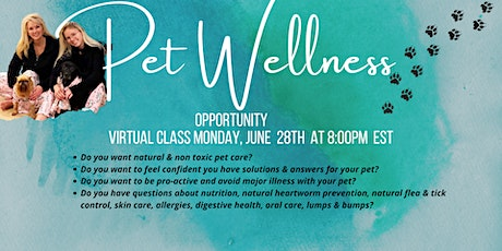 Natural Solutions for the everyday situations with your Dog & Cat! tickets