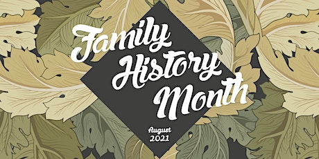 Ancestry Library Edition – Introductory Tutorial tickets