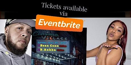 Music Video Premiere & QA tickets