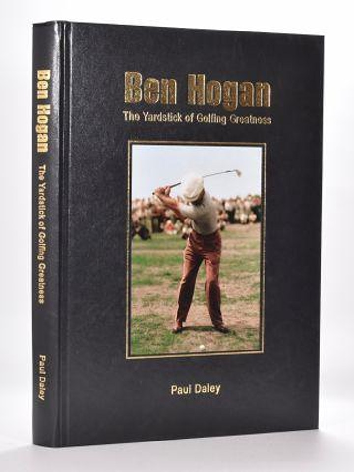 Copy of Meet the Author: Paul Daley, of Full Swing Golf Publishing image