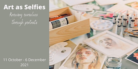 Art as Selfies - Knowing ourselves through portraits tickets