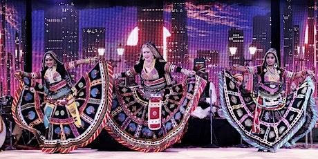 Intro to Rajasthani Folk Dance ON ZOOM tickets