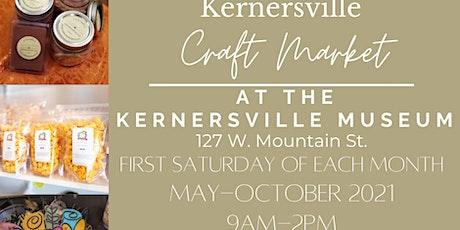 Kernersville Craft Market tickets
