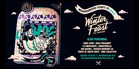 Winter Feast Ft. Fervor tickets