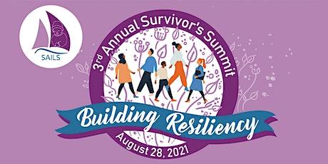 3rd Annual Survivor's Summit Virtual Vendor Booth tickets