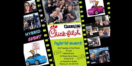 CHICK-FIL-A Drive Thru Hybrid Networking Luncheon tickets