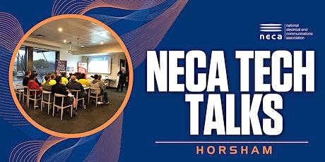 NECA VIC Technical Talks - Horsham tickets