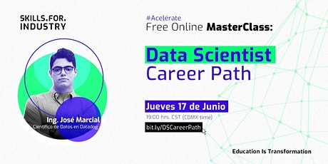 Building a career in data boletos