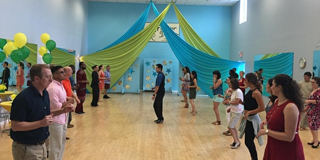 Learn to Dance FREE @  Forever Dancing Ballroom Open House tickets