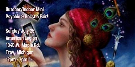 Inside/Outside Psychic & Holistic Fair in Troy tickets
