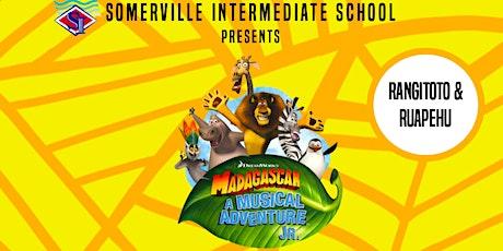 Somerville Intermediate School - Madagascar A Musical Adventure Jr  (Ra/Ru) tickets