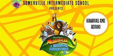 Somerville Intermediate School - Madagascar A Musical Adventure Jr  (Ka/Ao) tickets