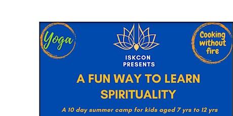 A Fun Way to Learn Spirituality tickets