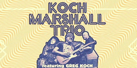 Greg Koch with special guest Sam Morrow at BrauerHouse Lombard tickets