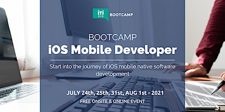 2 Weekends iOS Native Mobile Developer Bootcamp tickets