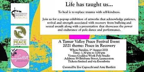 Life has taught us.. A Tamar Valley Peace Festival Event tickets