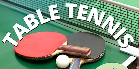 Come and Try Table Tennis - 11am Session tickets