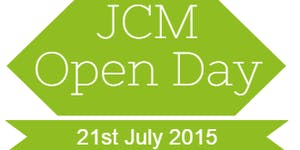 JCM Open Day