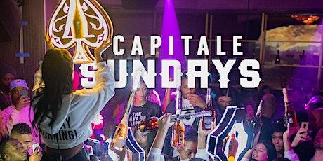 Capitale Sundays tickets