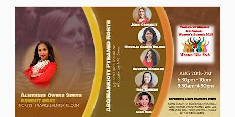 """""""Women Who Rock """" Women's Summit tickets"""