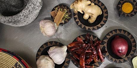 Flavours of Auburn Cooking Class: Vegan Ethiopian Cuisine, Fri 8 Oct 2021 tickets