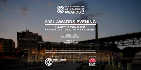 2021 Place Leaders Awards Evening tickets