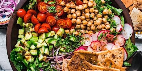 Flavours of Auburn Cooking Class: Lebanese Cuisine, Fri 22 Oct 2021 tickets