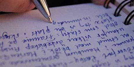 Spirit & Automatic Writing/Tori Quisling tickets