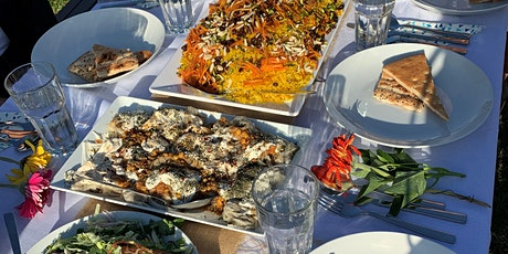 Flavours of Auburn Cooking Class: Afghan Cuisine, Friday 17 Dec 2021 tickets