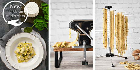 WA Thermomix Pasta  Making  (Hands-on cooking class) tickets