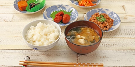 Flavours of Auburn Cooking Class: Japanese Cuisine, Friday 3 Dec 2021 tickets