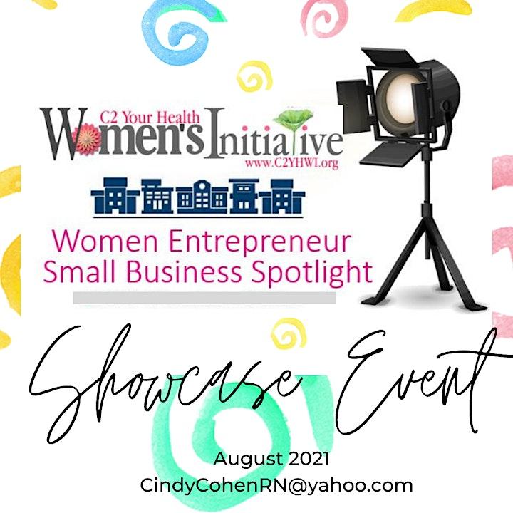 SPACE RENTAL Women Entrepreneur Small Business Spotlight Showcase image