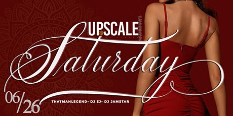 Upscale Satudays at the Garden tickets