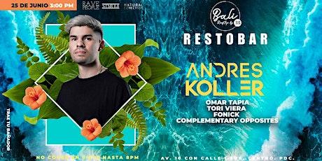 ANDRES KOLLER  at Bali by 3B boletos