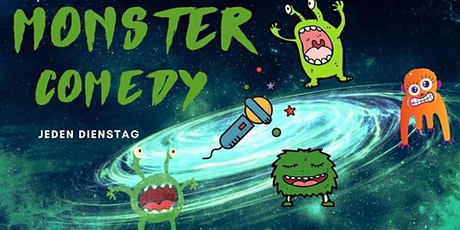 MONSTER - Stand up Comedy im Mad Monkey Room (20:00 Uhr) tickets