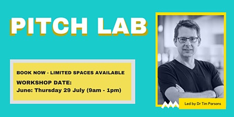 Pitch Lab   Thu 29 July tickets