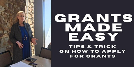 Write Your Grant Application in 3 Hours tickets