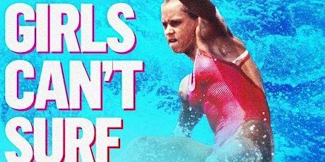 Girls Can't Surf - Darebin Falcons Movie Fundraiser tickets