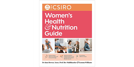 CSIRO Women's Health and Nutrition Guide - Author talk tickets